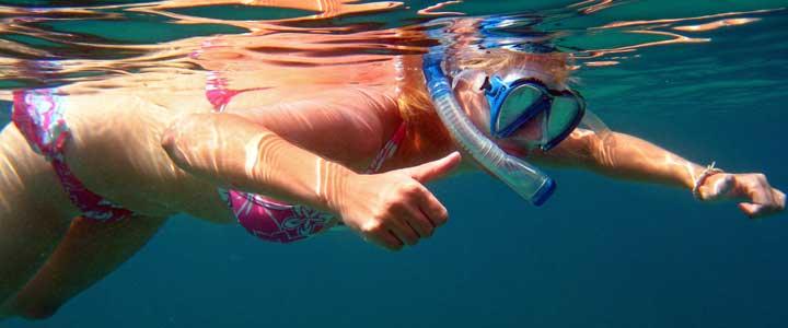 Activity Hen Weekends Snorkeling