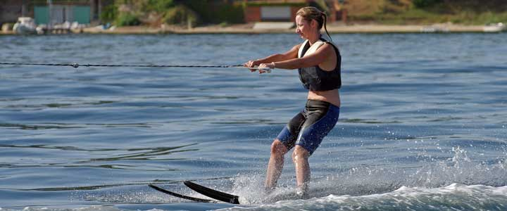 Activity Hen Weekends Water Skiing